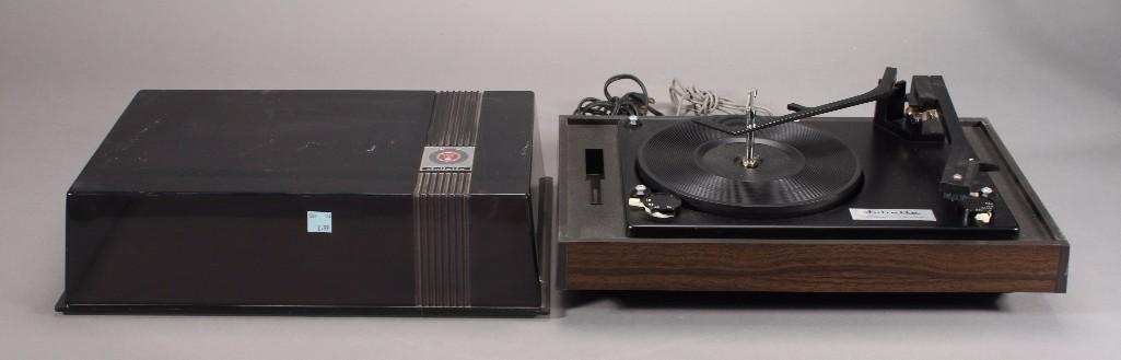 Vintage Juliette Automatic Changer Record Player - 2