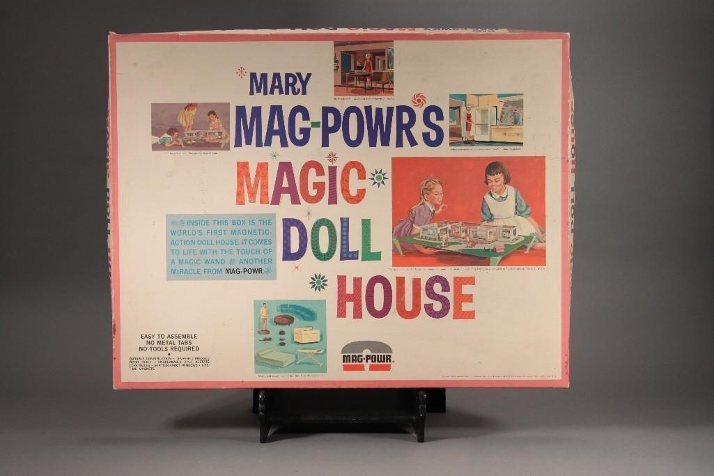 Vintage Mary Mag-Powr's Magic Doll House