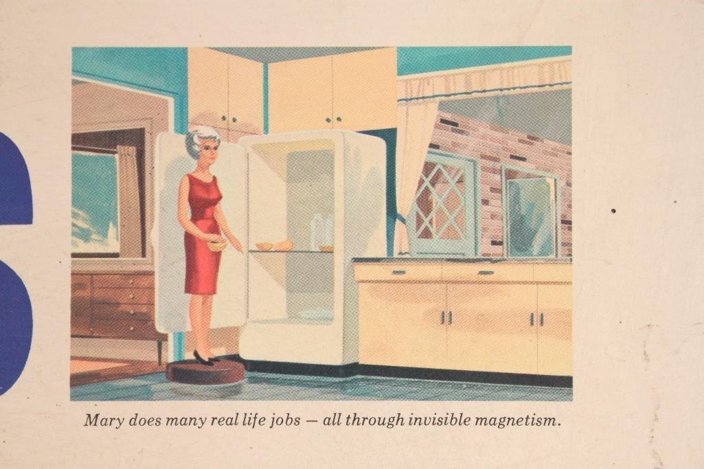 Vintage Mary Mag-Powr's Magic Doll House - 7