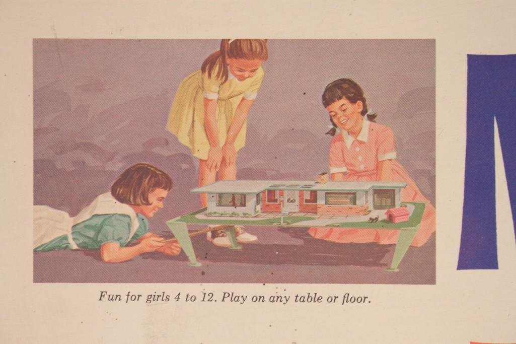 Vintage Mary Mag-Powr's Magic Doll House - 8