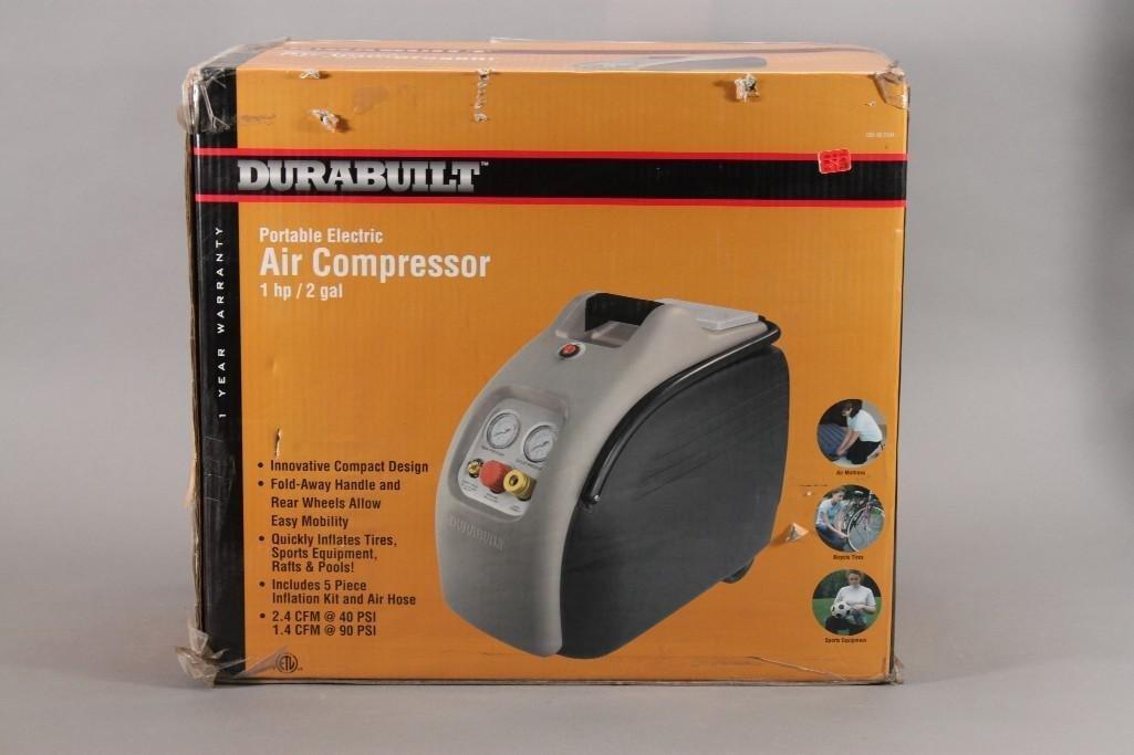 Durabuilt Air Compressor
