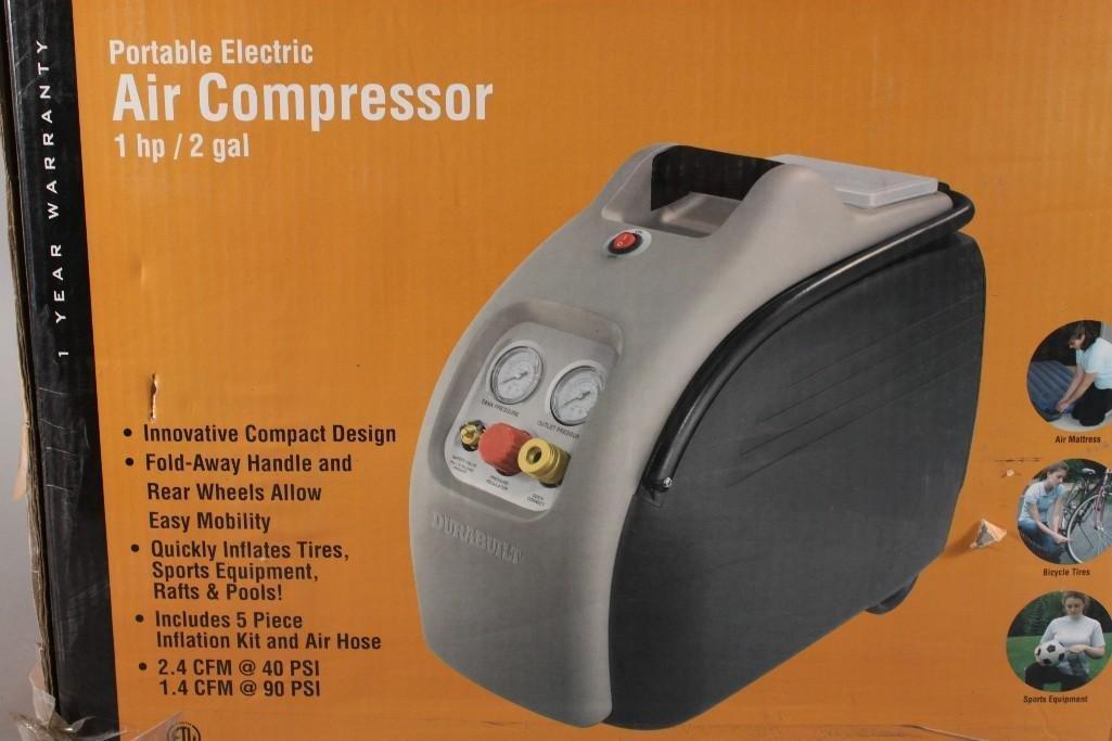 Durabuilt Air Compressor - 2