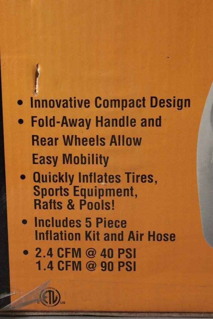 Durabuilt Air Compressor - 3