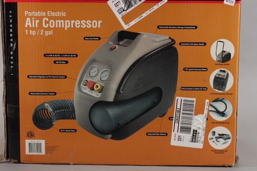 Durabuilt Air Compressor - 4