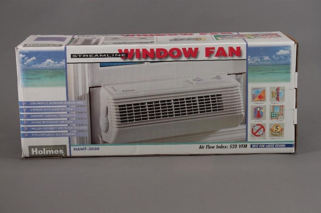 Holmes Window Fan