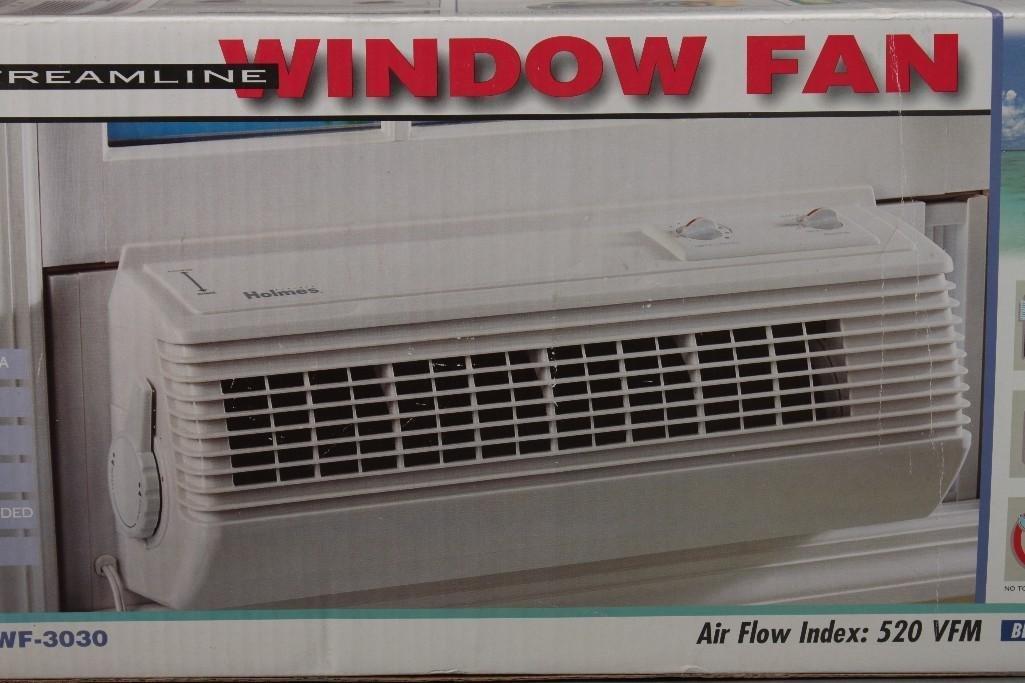 Holmes Window Fan - 2