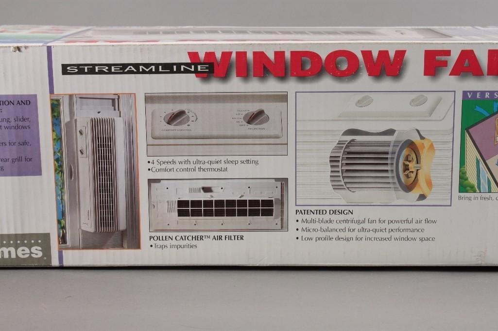 Holmes Window Fan - 4