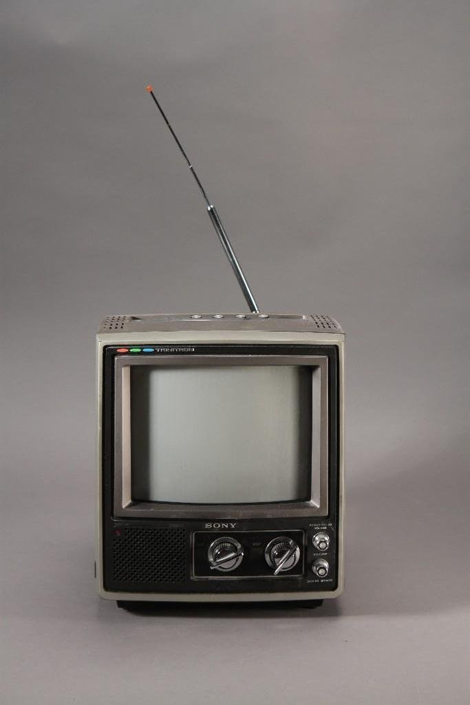 Vintage Sony Trinitron Television