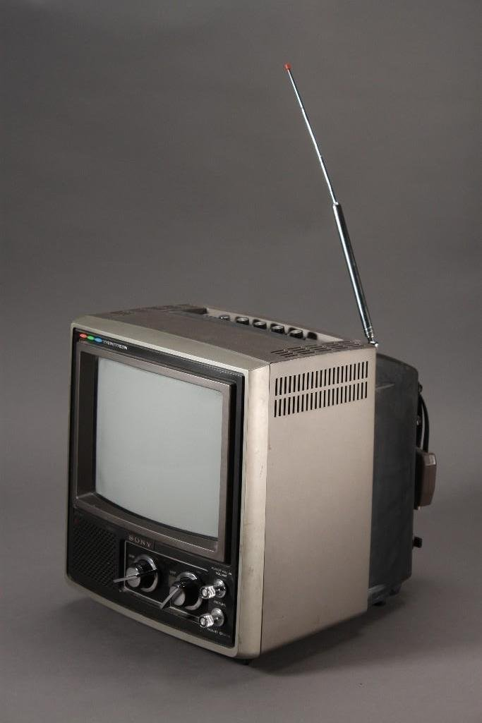 Vintage Sony Trinitron Television - 6