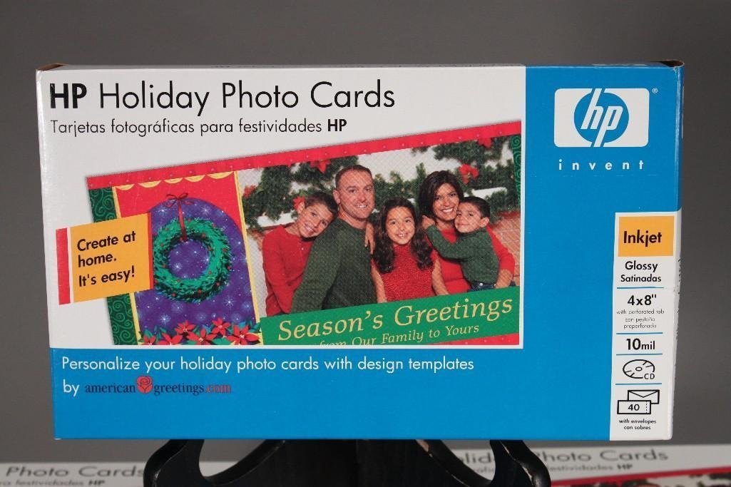 HP Holiday Smart Photo Cards (9) - 2