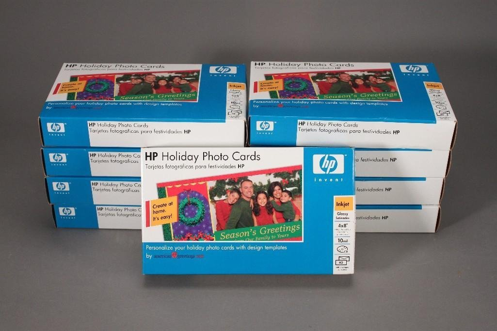 HP Holiday Smart Photo Cards (9) - 3