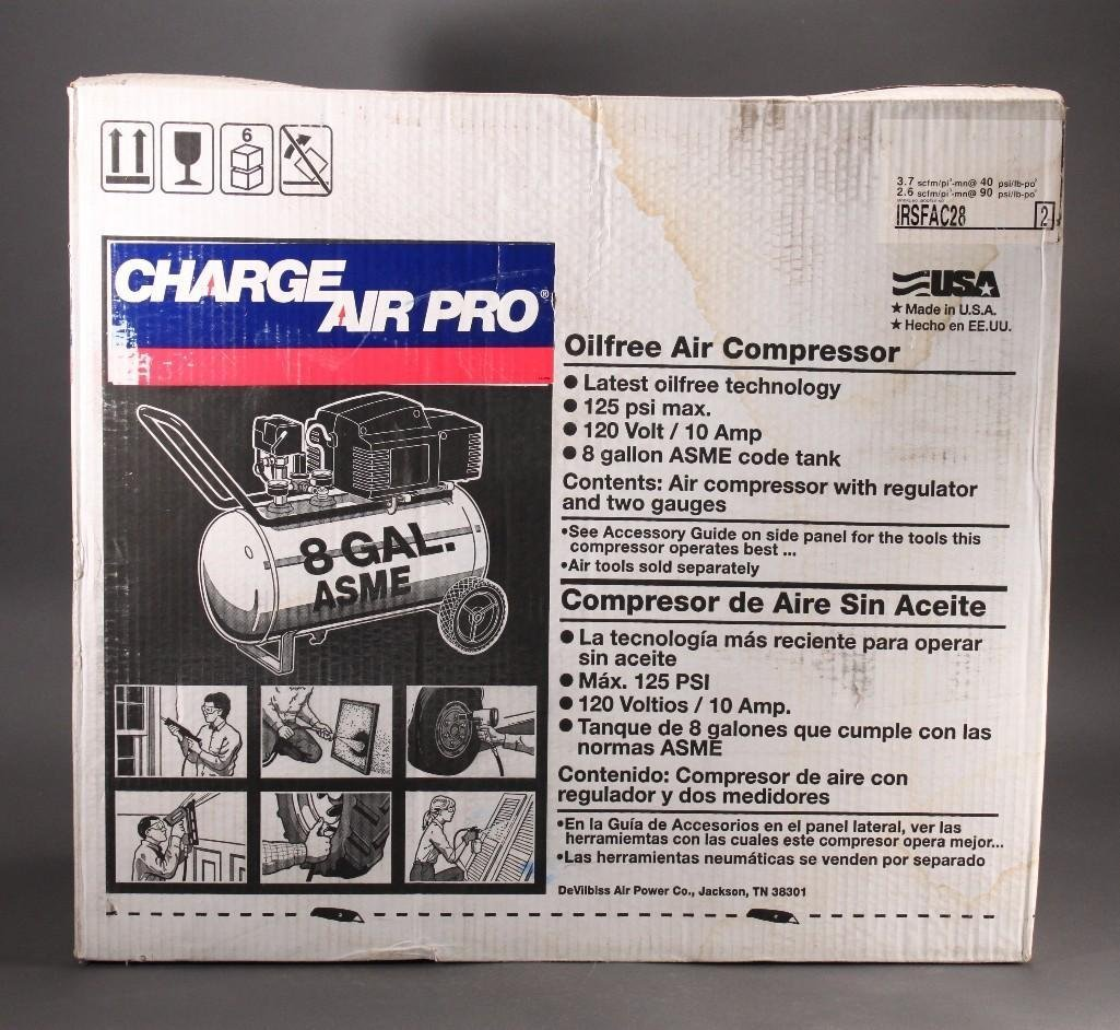 Charge Air Pro Oilfree Air Compressor