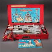 1950's A.C. Gilbert Erector 10 1/2 Amusement Park Set
