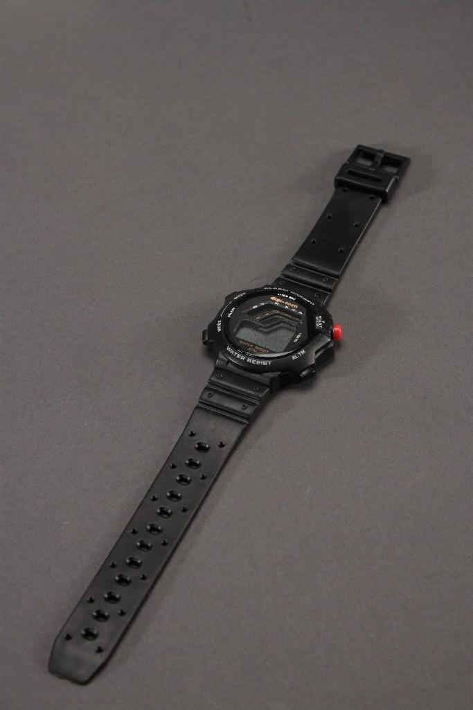 Banner Lighter and Digi-Tech Wrist Watch - 5