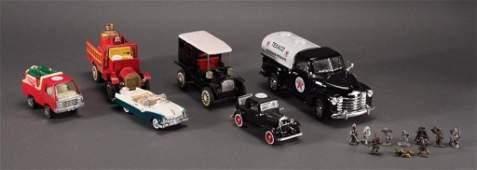 Vintage Toy Cars & Trucks (7)