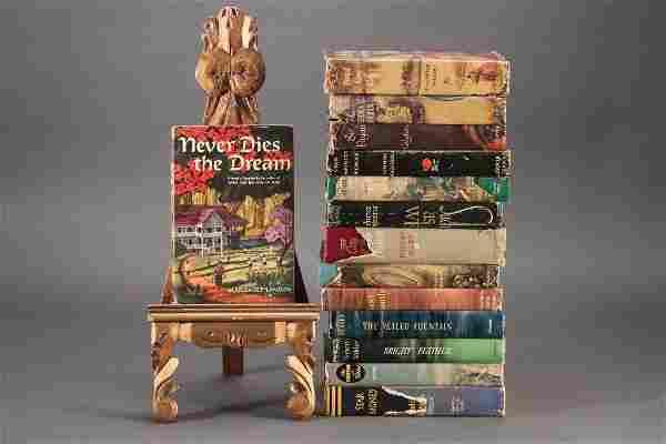 Vintage Hard Cover Books (14)