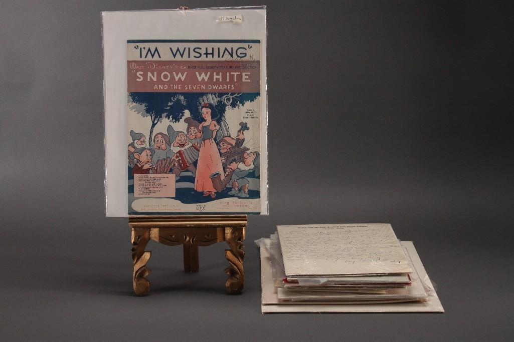 Vintage Ephemera and Prints