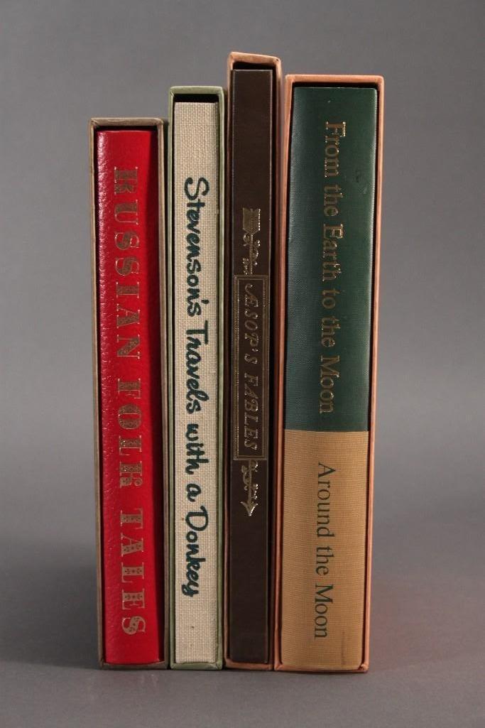 Hard Cover Classic Novels (4)