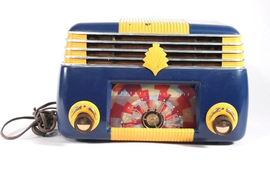 General Electric Vintage Radio