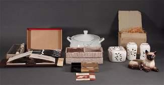 Vintage Dinner and Flatware