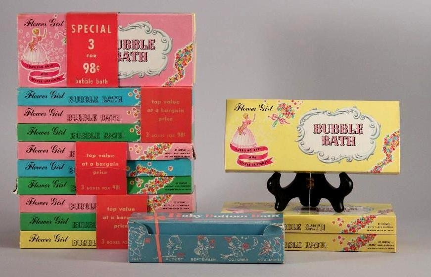 Vintage Bubble Bath and Wipes (16)