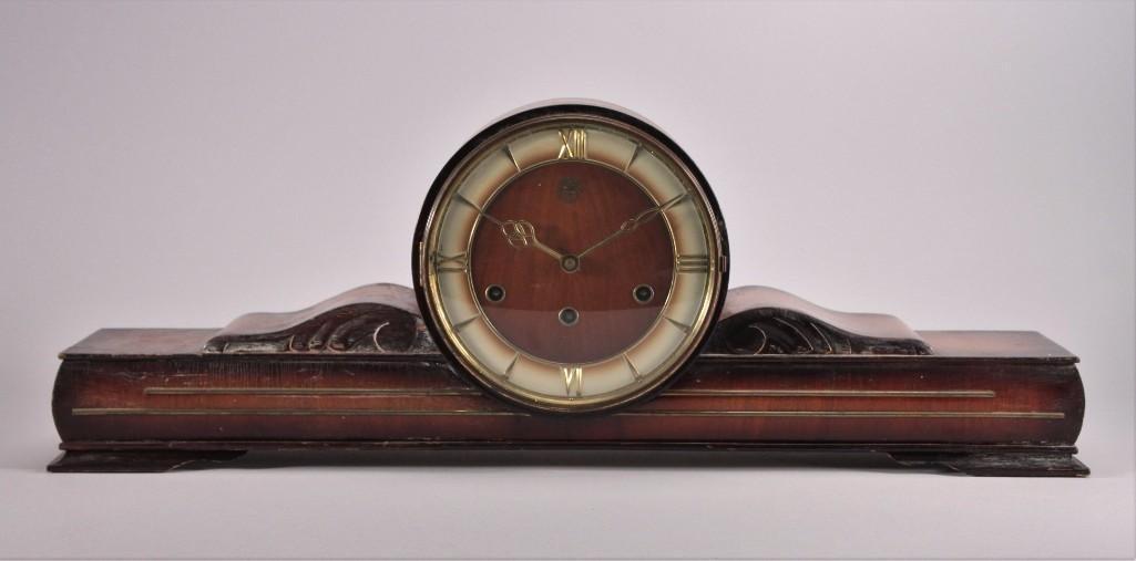 Hapeanker Westminster Mantel Clock