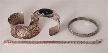 Ladies Sterling Fashion Bracelets 4