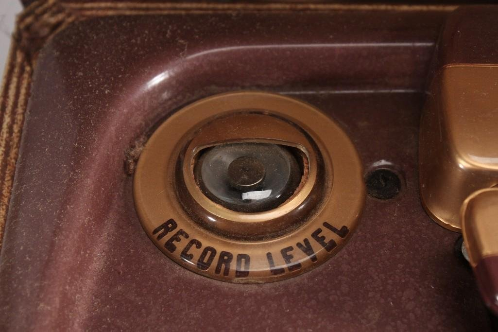 Webcor Electronic Memory Reel to Reel Recorder - 7