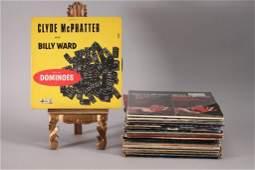 Vintage Vinyl Blues and Jazz Records 30