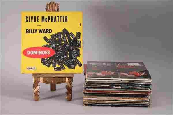 Vintage Vinyl Blues and Jazz Records (30+)