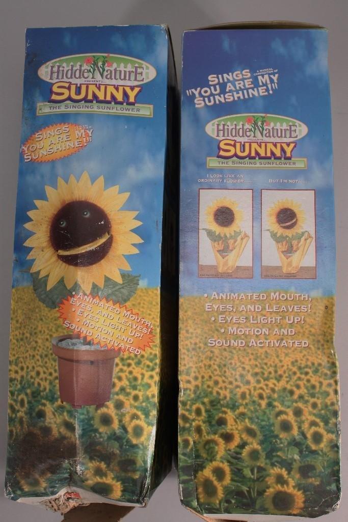 Sunny The Singing Sunflower (3) - 2