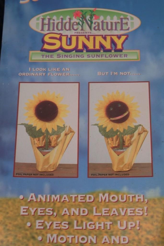 Sunny The Singing Sunflower (3) - 3