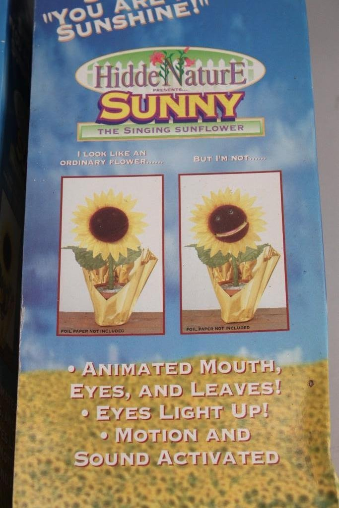 Sunny The Singing Sunflower (3) - 4