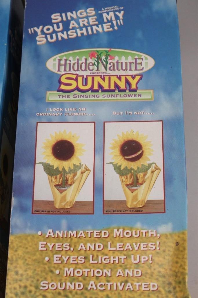 Sunny The Singing Sunflower (3) - 5