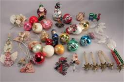 Collectible Glass Christmas Ornaments