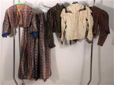 Reproduction Victorian Style Costumes (4)