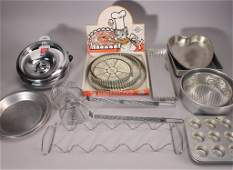 Vintage Kitchen Bakeware