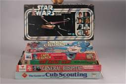 Vintage Board Games 5