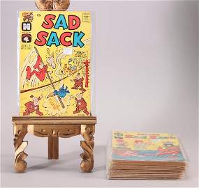Vintage Casper, Sad Sack, & Harvey Comics (20)