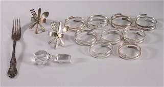 Vintage Napkin Rings (13)