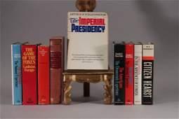Vintage Hard Cover Books (9)