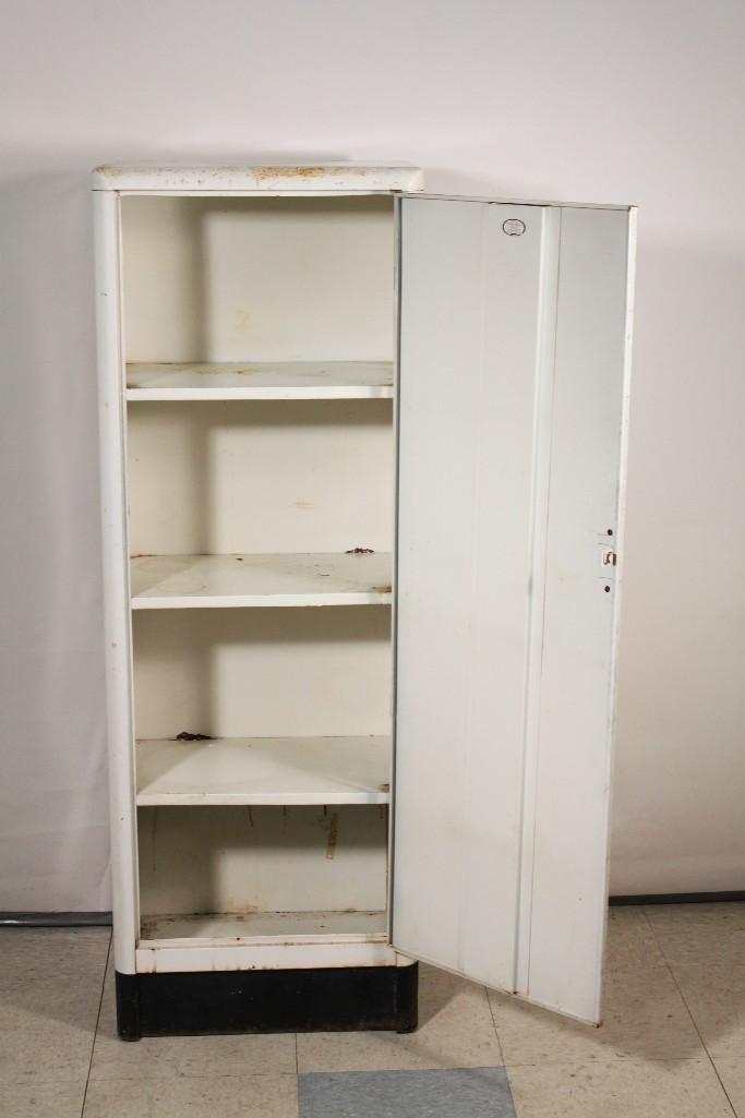 Vintage Stor All Steel Cabinet - 3