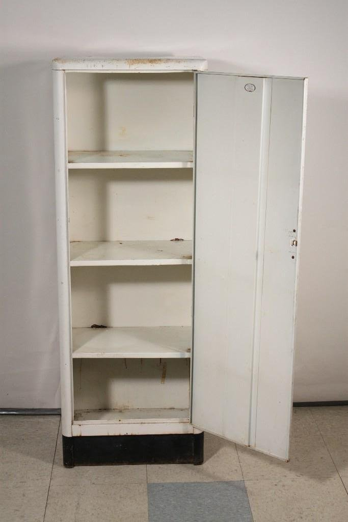 Vintage Stor All Steel Cabinet - 4