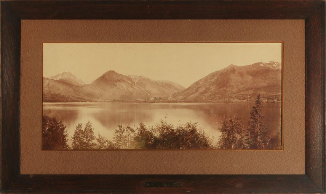 WILLIAM H. JACKSON (1843- 1942) UPPER TWIN LAKE CO