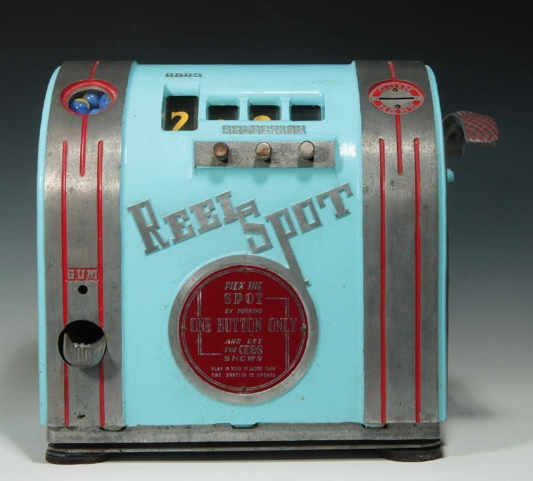 REEL SPOT FOUR REEL TRADE STIMULATOR CIRCA 1937