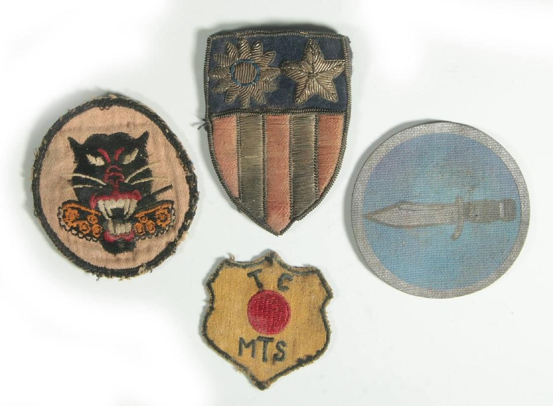 A COLLECTION OF 105 WWII-ERA US ARMY PATCHES - 6