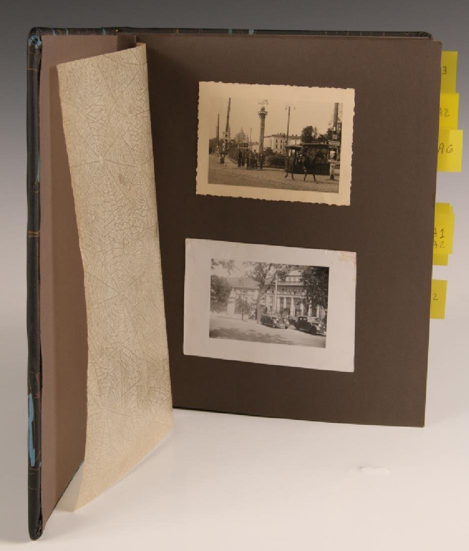 WWII GERMAN PHOTOGRAPH ALBUM, EASTERN FRONT