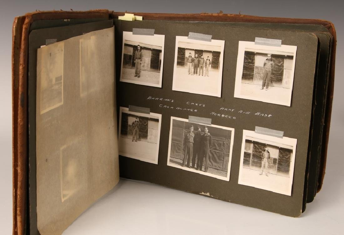 US ARMY WWII PHOTOGRAPH ALBUM