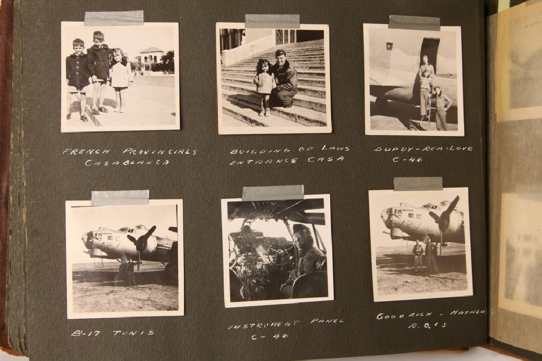 US ARMY WWII PHOTOGRAPH ALBUM - 5