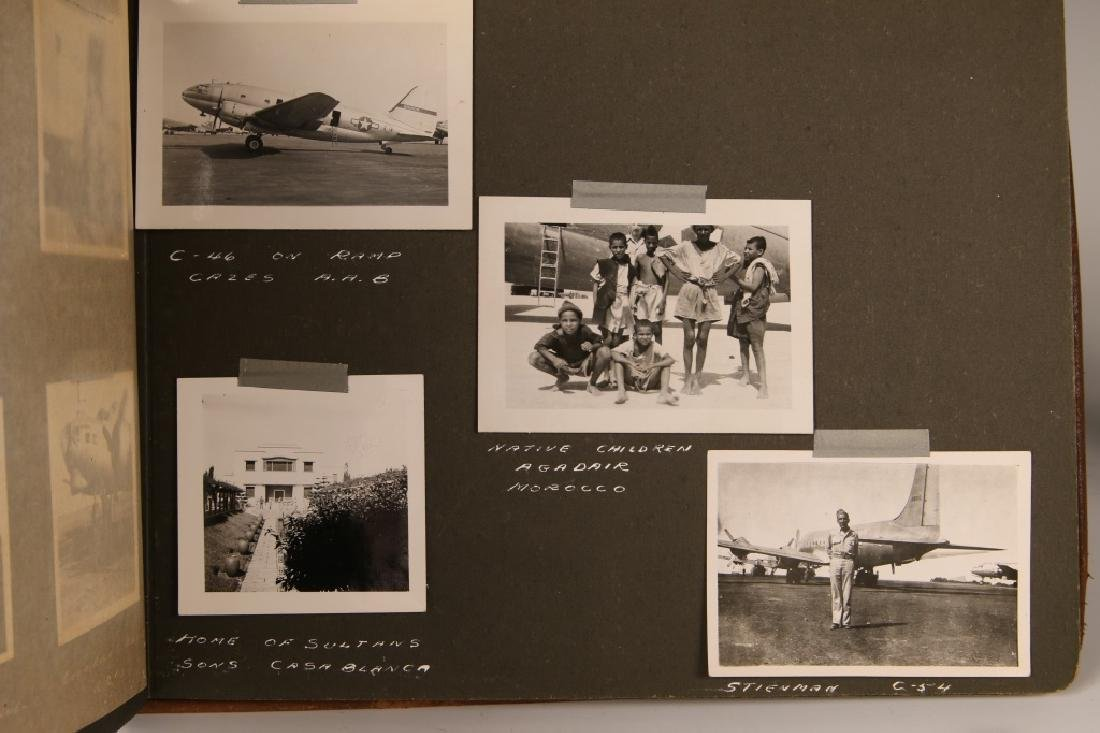 US ARMY WWII PHOTOGRAPH ALBUM - 6
